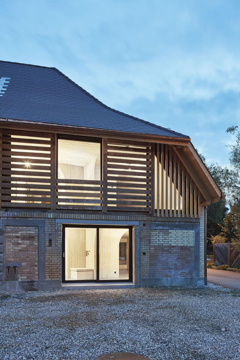 Schritt f r schritt step by step freiluft architekten - Architekt bauernhaus ...